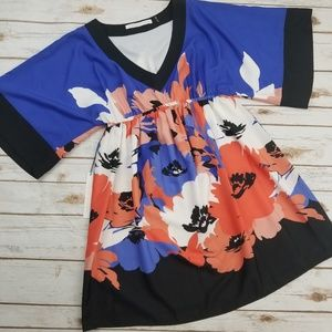 🎉HP X2 🎉 NWT Gorgeous Susana Monaco floral dress